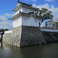赤穂城を訪れる