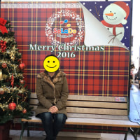クリスマスフォトパネル
