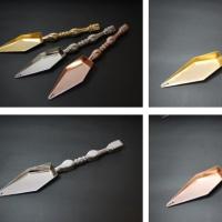 デザインシャベル(仮称)・金、銀、銅
