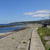 北海道新幹線に乗ってきました その3 今別海岸
