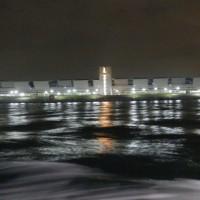 隅田川からの夜景!