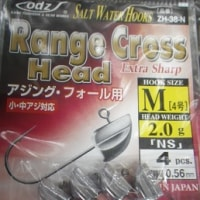 メタルマル28&レンジクロスヘッド追加ウエイト