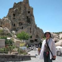 「エジプト・トルコ旅行記」 №102 ギョレメ野外博物館