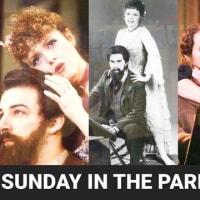 ブロードウェイの歴代「Sunday in the Park with George」の写真