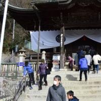 八栗寺にお参りです