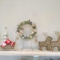院内もクリスマス