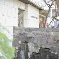 新宿高層ビル街・水の風景 京王プラザホテル