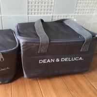 GLOW 08月号 DEAN & DELUCA 保冷バッグ3個セット