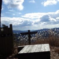 高取山(花菖蒲園から)