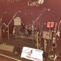 RAINYWOOD with 中村耕一@Gate's7 1部