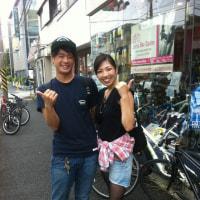 とにかく走る!走る!走る!神奈川県の「ヒミツの場所」からカップルが登場だ!