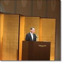 2017年、関西ブロック同窓会が宝塚ホテルにて開催されました~