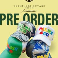 YOSHINORI KOTAKE 《先行予約受付開始!》
