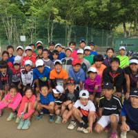 山中湖ジュニアテニストーナメント4