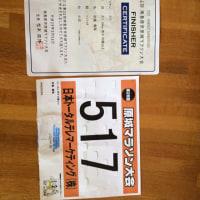 原城マラソンで走りました