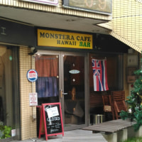 MONSTERA Cafeでクリスマスパーティー