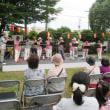集合団地の納涼祭