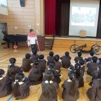 オリンピック・パラリンピック教育(5年)