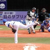 片岡コーチ、悪魔の囁き(5月14日・横浜スタジアム)