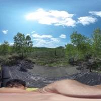 熊騒ぎの合間 360度の景色✨