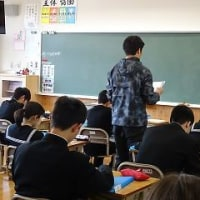 4-24 2校時 2-3道徳