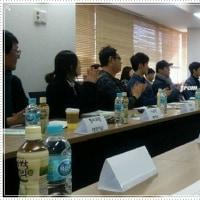 (追加)クォン・サンウ チェ・ガンヒ主演『推理の女王』 1~4話台本&シナリオリーディングの時の様子💛