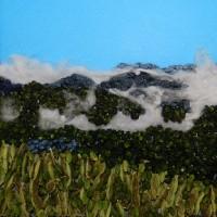 (742) 根子岳山頂からの眺め