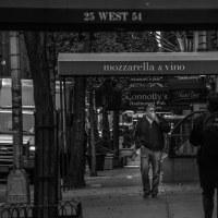 ニューヨークモノクロシリーズ / 五番街の男