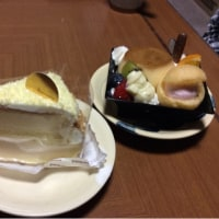 Presentとケーキ