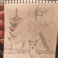 ちょっと奈良へ