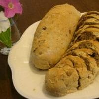 *天然酵母パン*レーズン&紅茶ブレッド