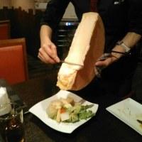 一度は食べてみたいラクレットチーズ(^^)
