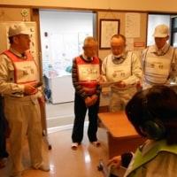 伊達市総合防災訓練において「福祉避難所」に指定され運営訓練を行う