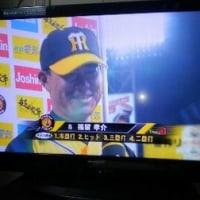 【阪神】中日にリベンジ!&福留サイクルヒット達成!