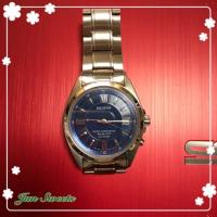 息子の腕時計