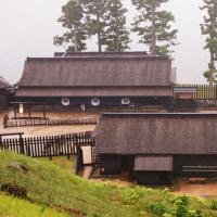富士の旅-1「箱根関所」
