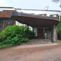 森の中の住宅マイレア邸・アルヴァー・アールト設計の邸宅