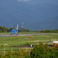 日本一小さな航空会社