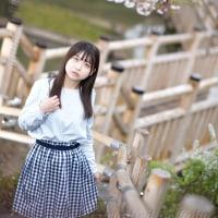安藤爽夏さんを撮影させて頂きました。