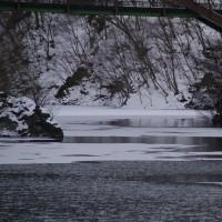 2月1日(火) 晴  結氷面積増