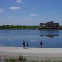 彩湖(荒川貯水池)2