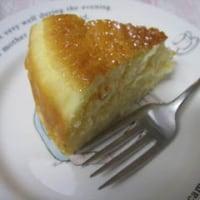 久しぶりのチーズケーキ