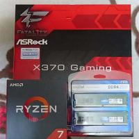 Ryzen 1700X を 4.0GHzで回す!