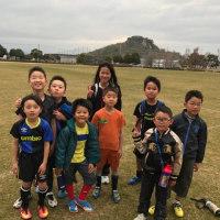 リスイサッカー教室