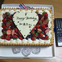 母の誕生日でした。