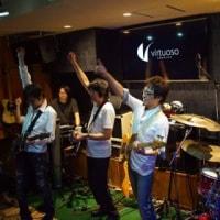 Cool Bar(CASIOPEAコピーバンド)のライブに行きました。