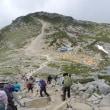 7/15 木曽駒ヶ岳(2956m)