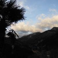 平成29年2月24日・今朝の東祖谷-1.3℃