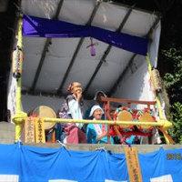 川越氷川祭り