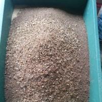 ボカシ肥料作り